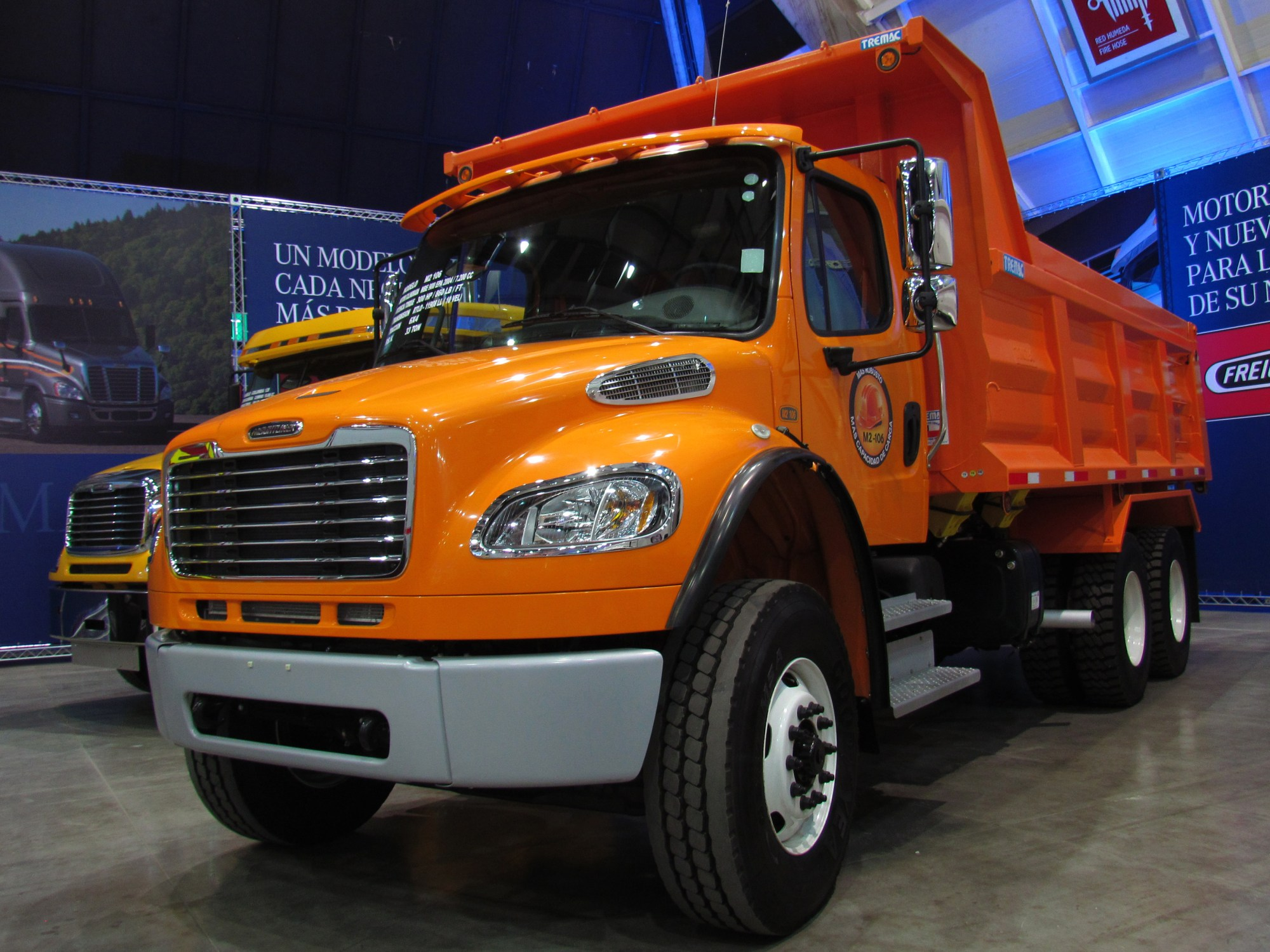 hight resolution of mack ac truck specification