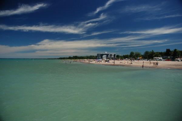 Grand Bend Ontario Beach