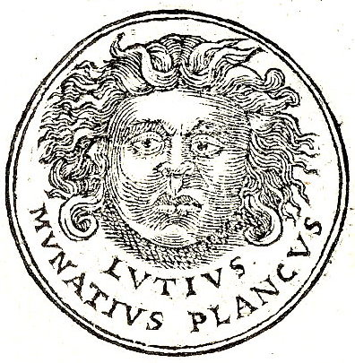 English: Lucius Munatius Plancus was a Roman s...