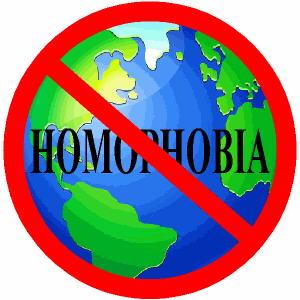 No Homophobia logo