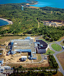 The Plum Island Animal Disease Center, one of ...