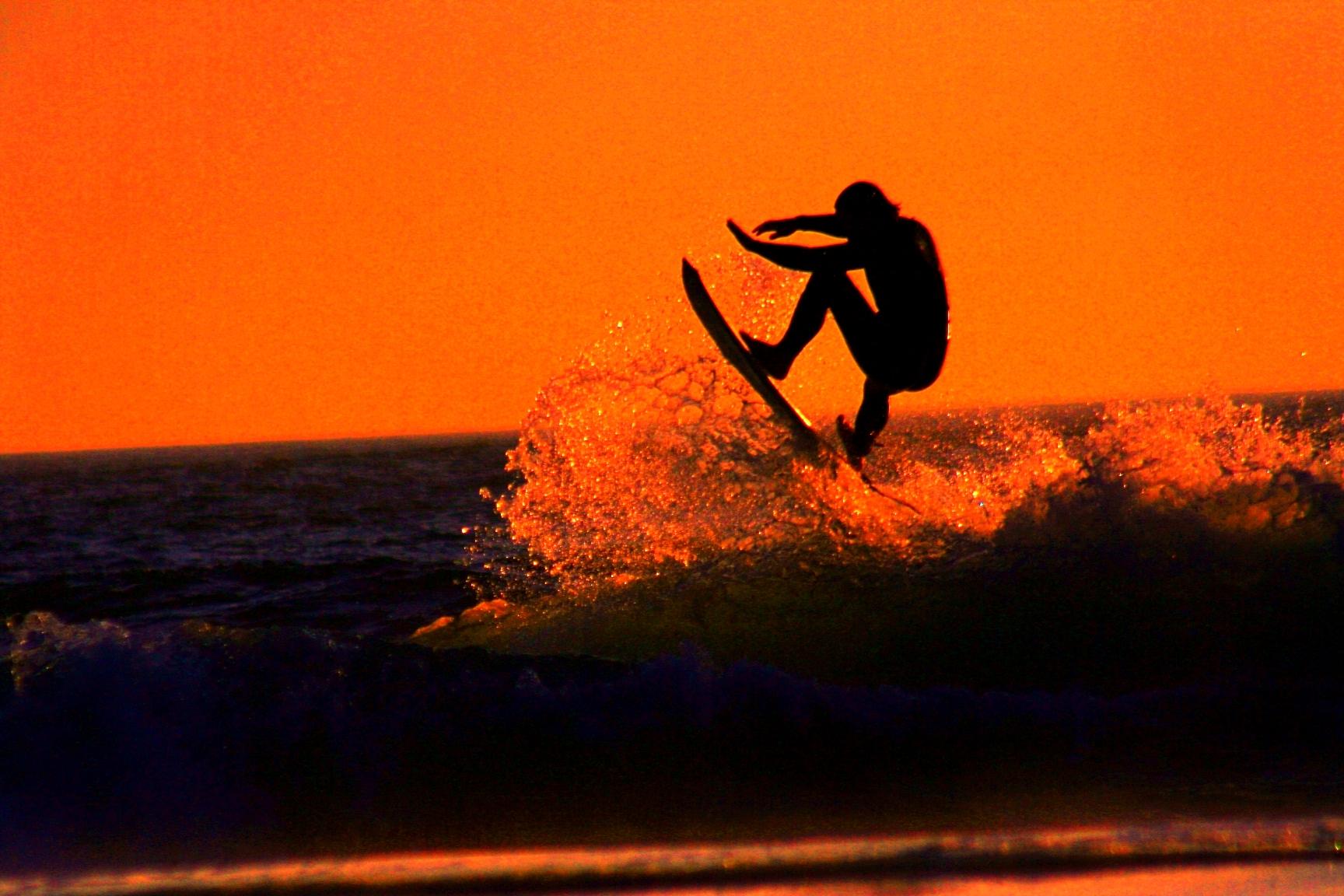 Filesunset Surferjpg