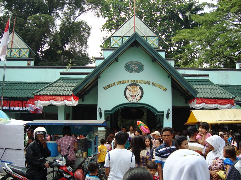 Kebun Binatang Pematang Siantar  Wikipedia bahasa