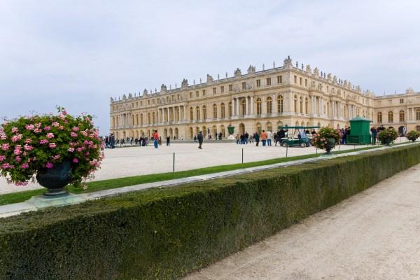 Chateau De Versailles Palace
