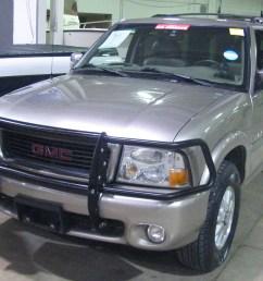 file 00 gmc envoy toronto spring 12 classic car auction jpg [ 1353 x 1013 Pixel ]