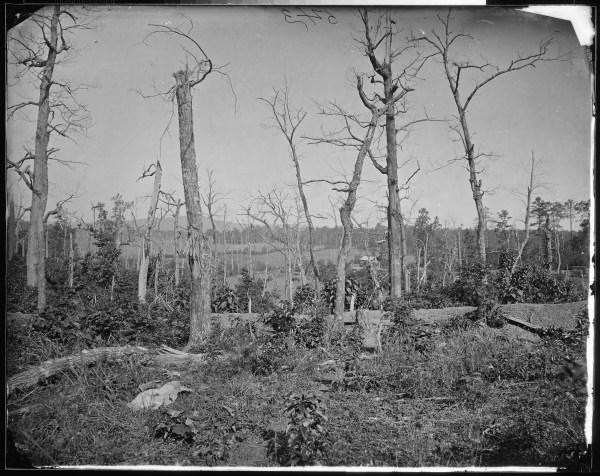 File Battlefield Of Resaca Ga. 1864 - Nara