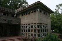File Dorothy Turkel House Exterior - Flw Architect 1955