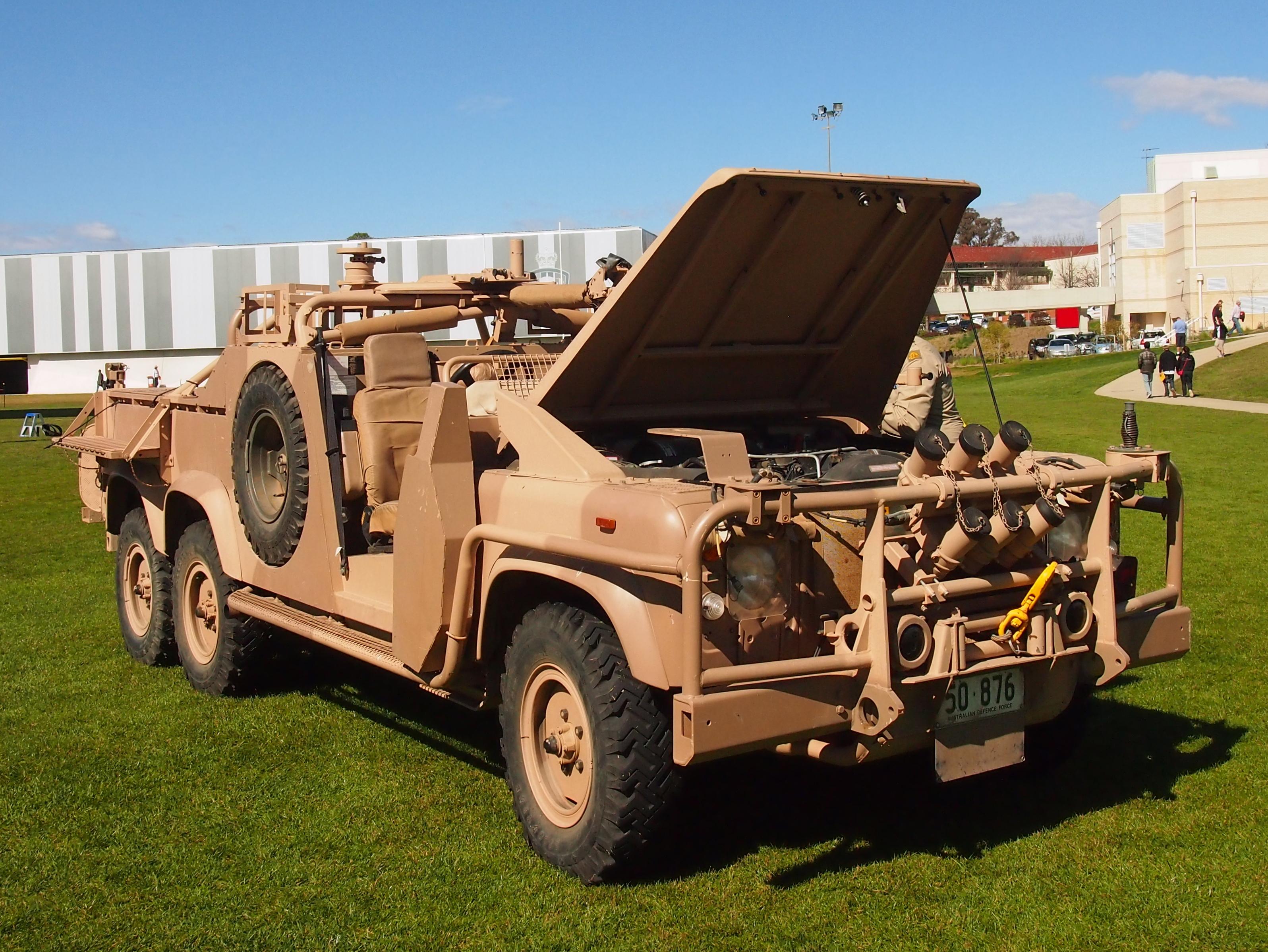 Long Range Patrol Vehicle Military Wiki