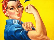 The Model for Norman Rockwell's Iconic 'Rosie the Riveter ...