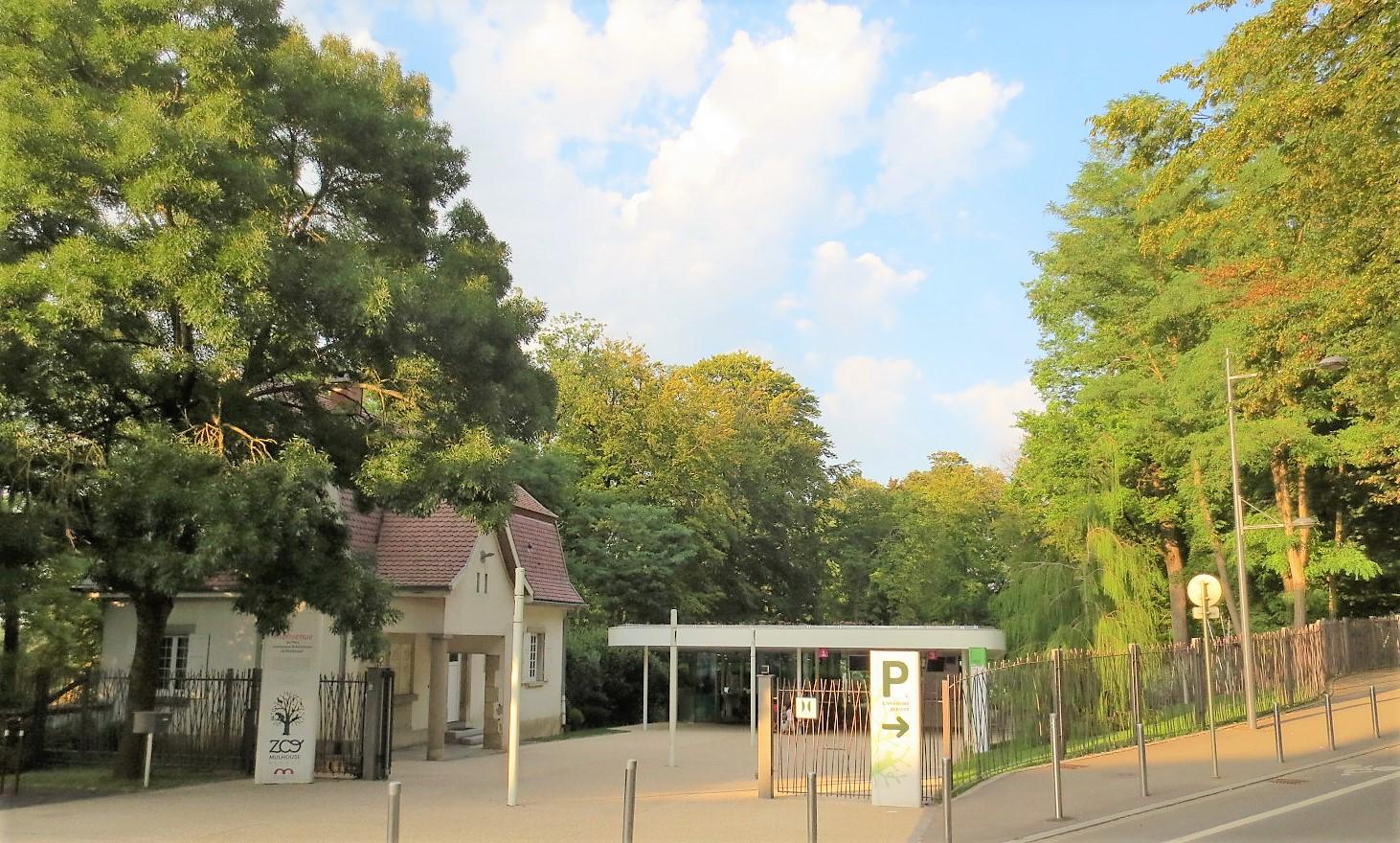 Parc zoologique et botanique de Mulhouse  Wikipdia