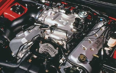 2003 ford f150 alternator wiring diagram dodge caravan serpentine belt modular engine - wikipedia