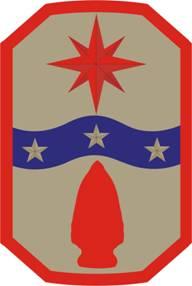 English: 371st Sustainment Brigade Shoulder Sl...