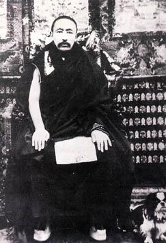 Thubten Chökyi Nyima (1883-1937), IXe Panchen-lama - Wikicommons