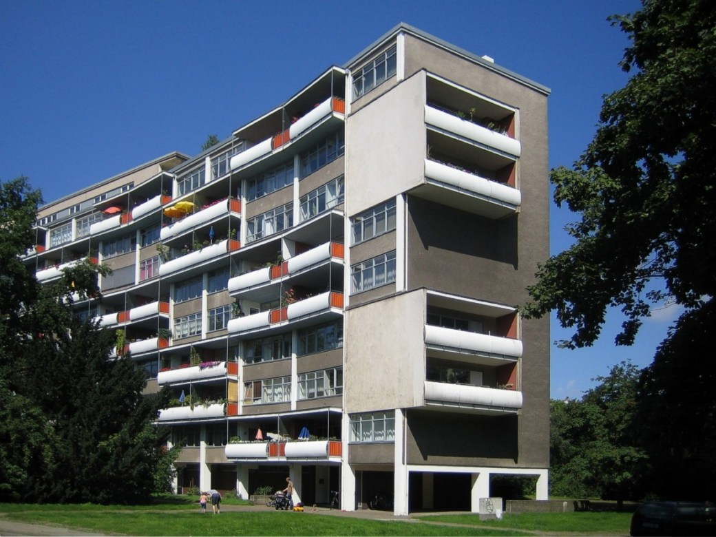 Walter-Gropius-Haus in Hansaviertel
