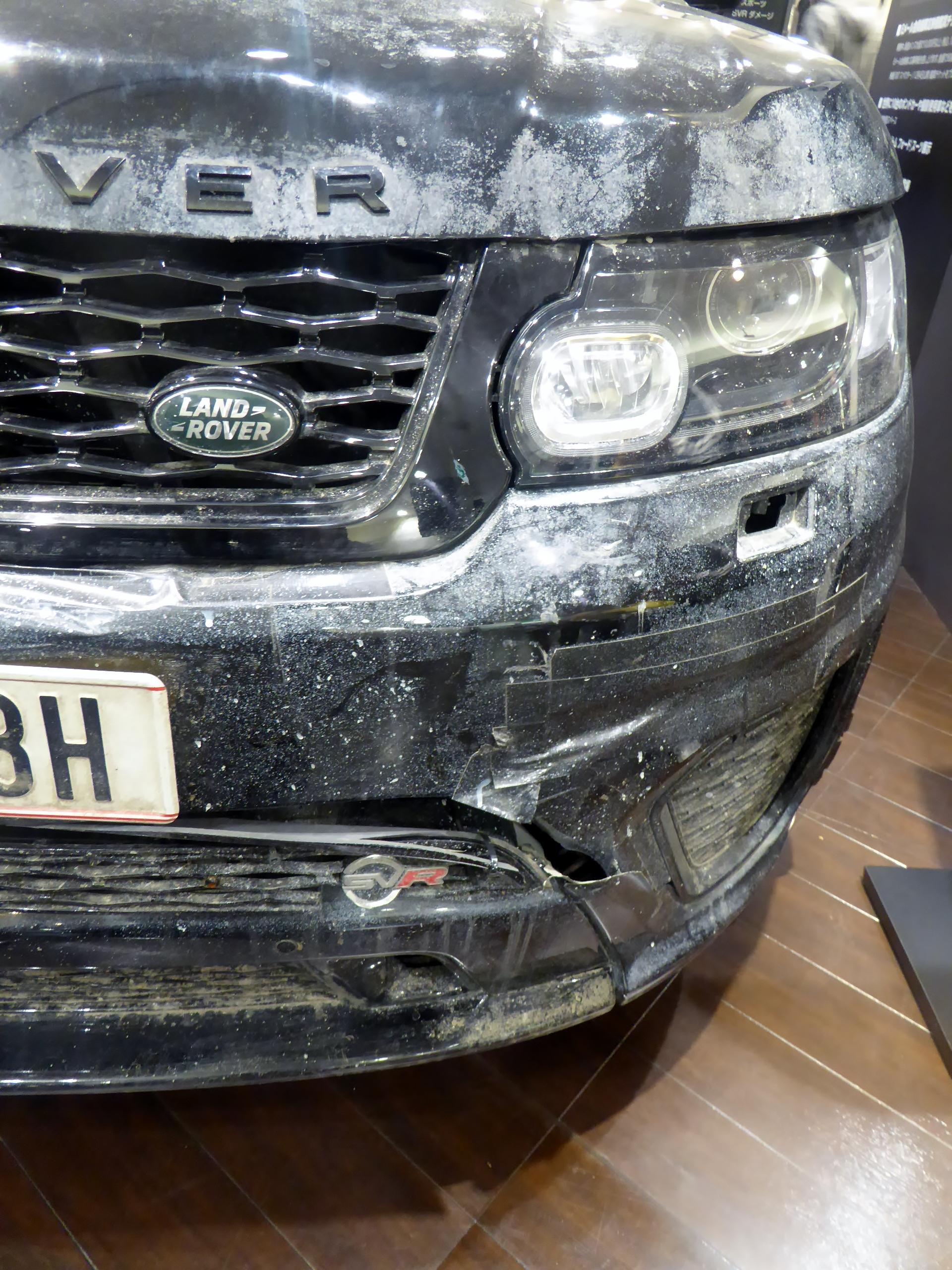 """File Land Rover RANGE ROVER SPORT SVR L494 used in """"SPECTRE"""" JPG"""