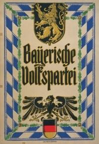 Bayerische Volkspartei  Wikipedia