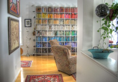 Bookcases With Glass Doors Cherry