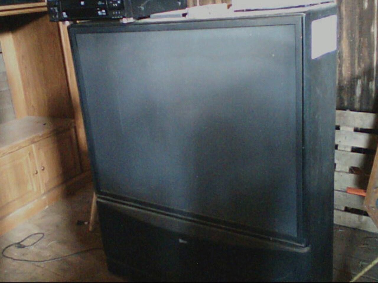 TV de proyección trasera - Wikiwand