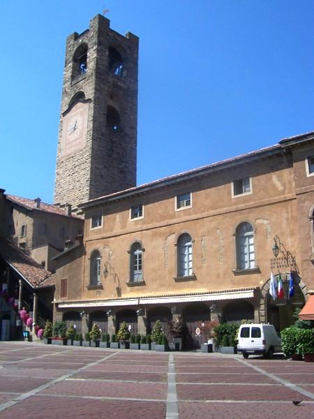 Palazzo del Podest Bergamo  Wikipedia