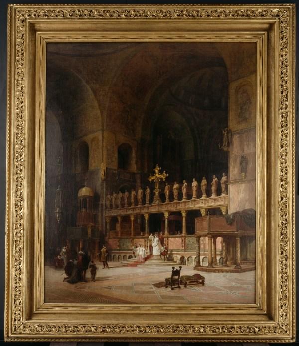 File David Dalhoff Neal - Interior Of St. Mark' Venice