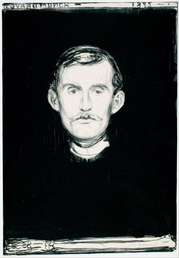 Art History Jasper Johns And Edvard Munch Love Loss Cycle Of Life