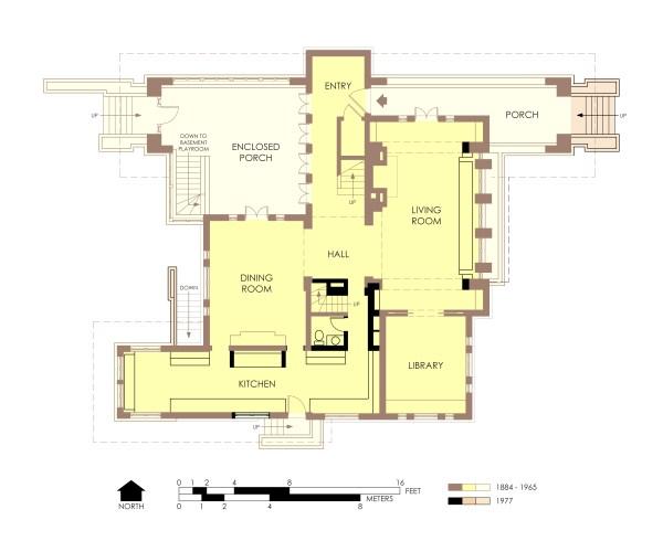 File Hills-decaro House Floor Plan