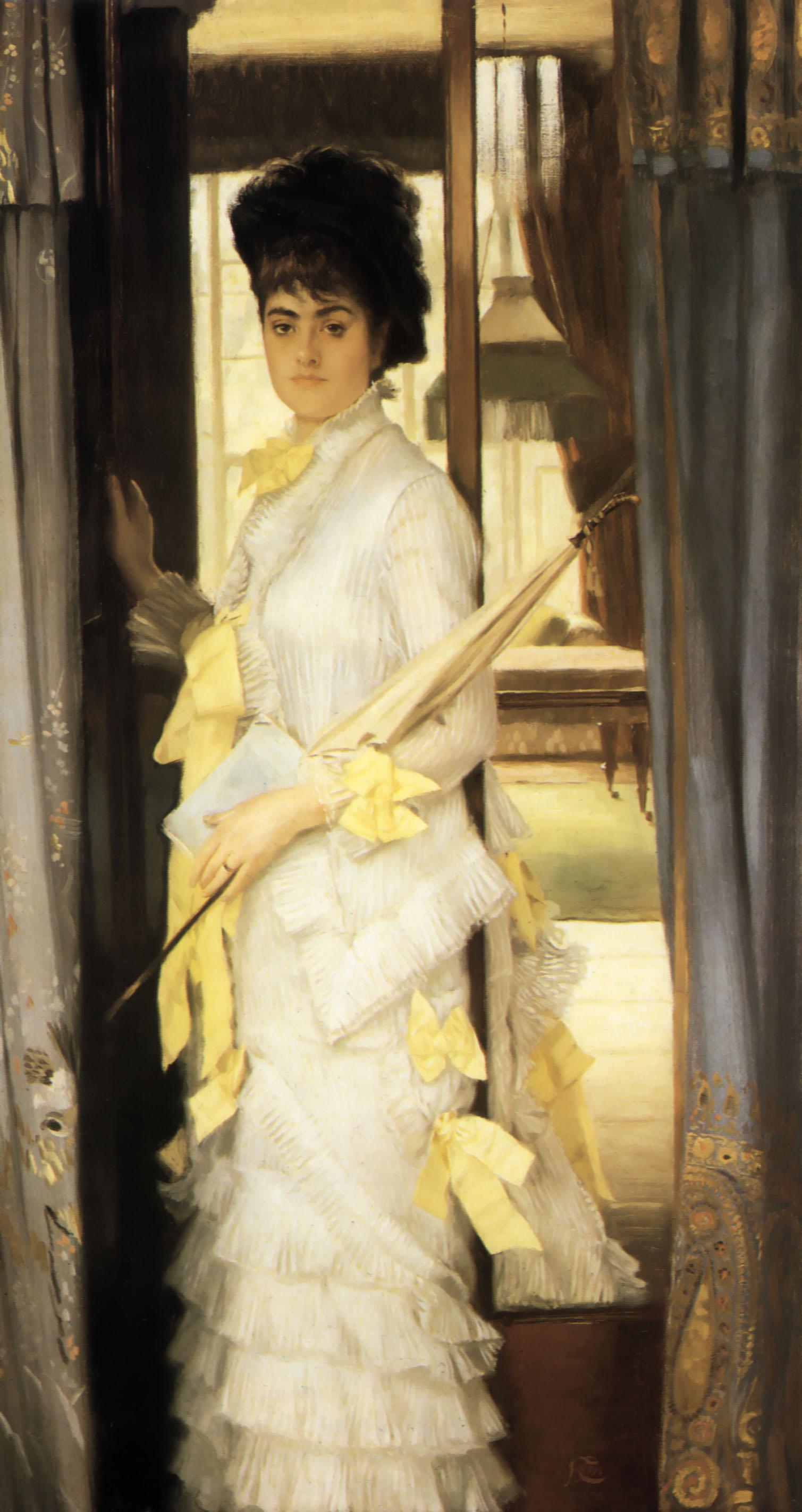 Portrait of Miss Lloyd