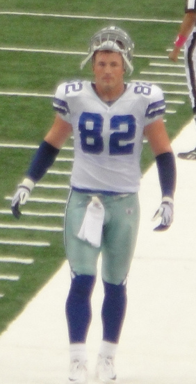 Jason Witten of the Dallas Cowboys