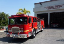 Los Angeles Fire Station 9 - Year of Clean Water