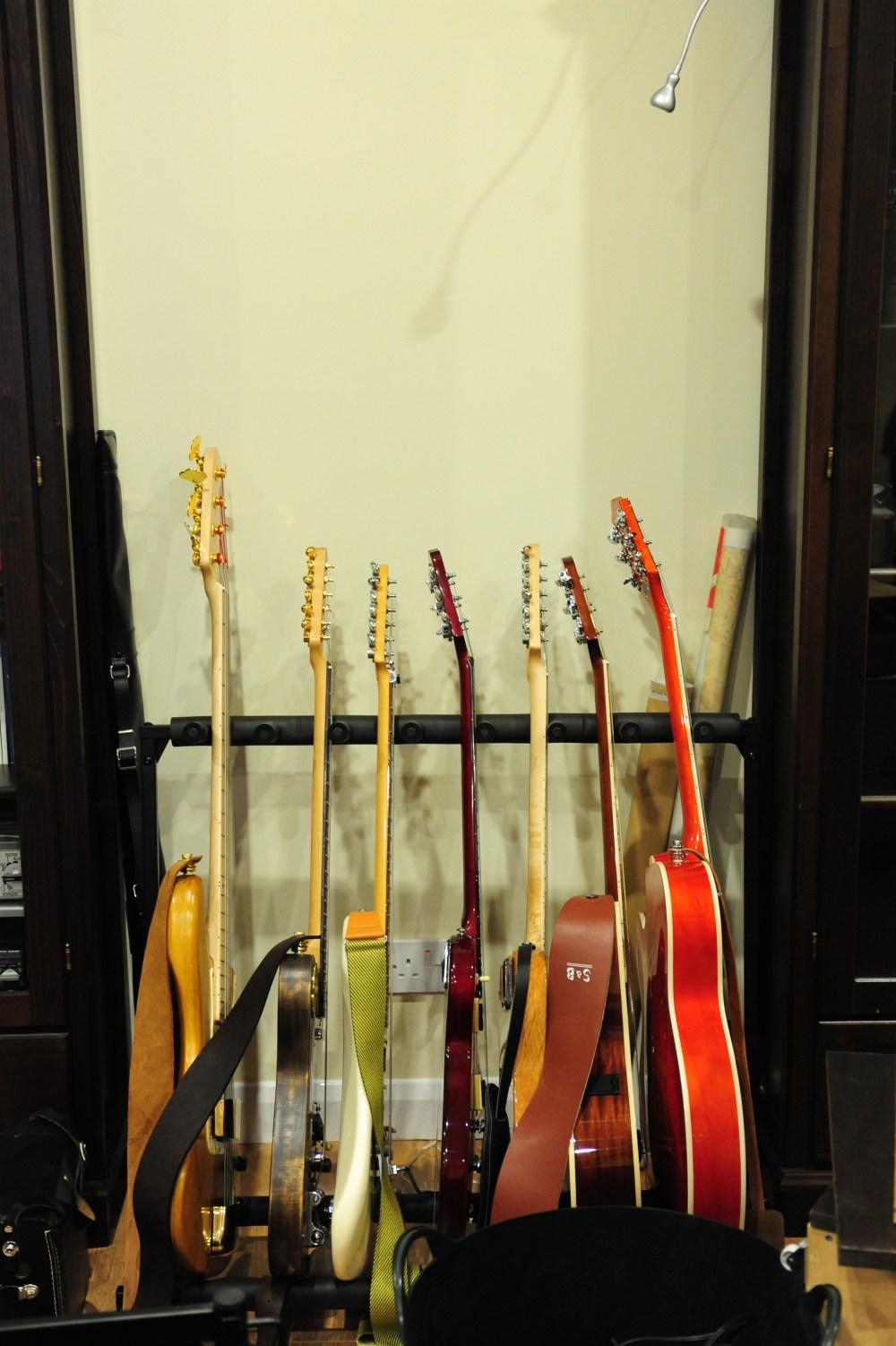medium resolution of file scaring crows studios in 2010 guitar rack 2010 03 14