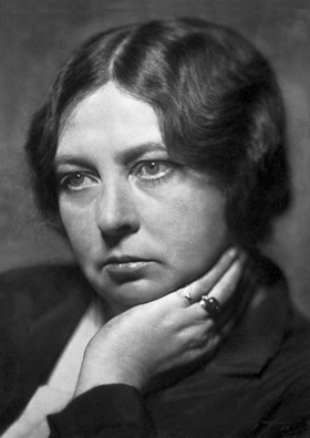 English: Sigrid Undset, Nobel laureate in Lite...