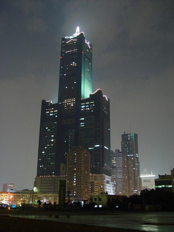 高雄85ビル(臺灣・高雄) : マジで!?知らないうちに東京のレベルがアジア各都市に思いきり追い越されて ...