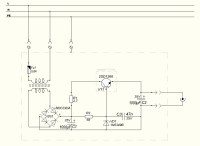 Power Supply Wiring Diagram: Lcd monitor power supply ...