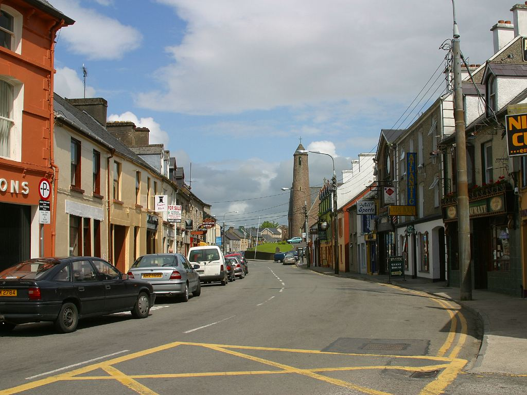 Donegal Town Travel Guide At Wikivoyage