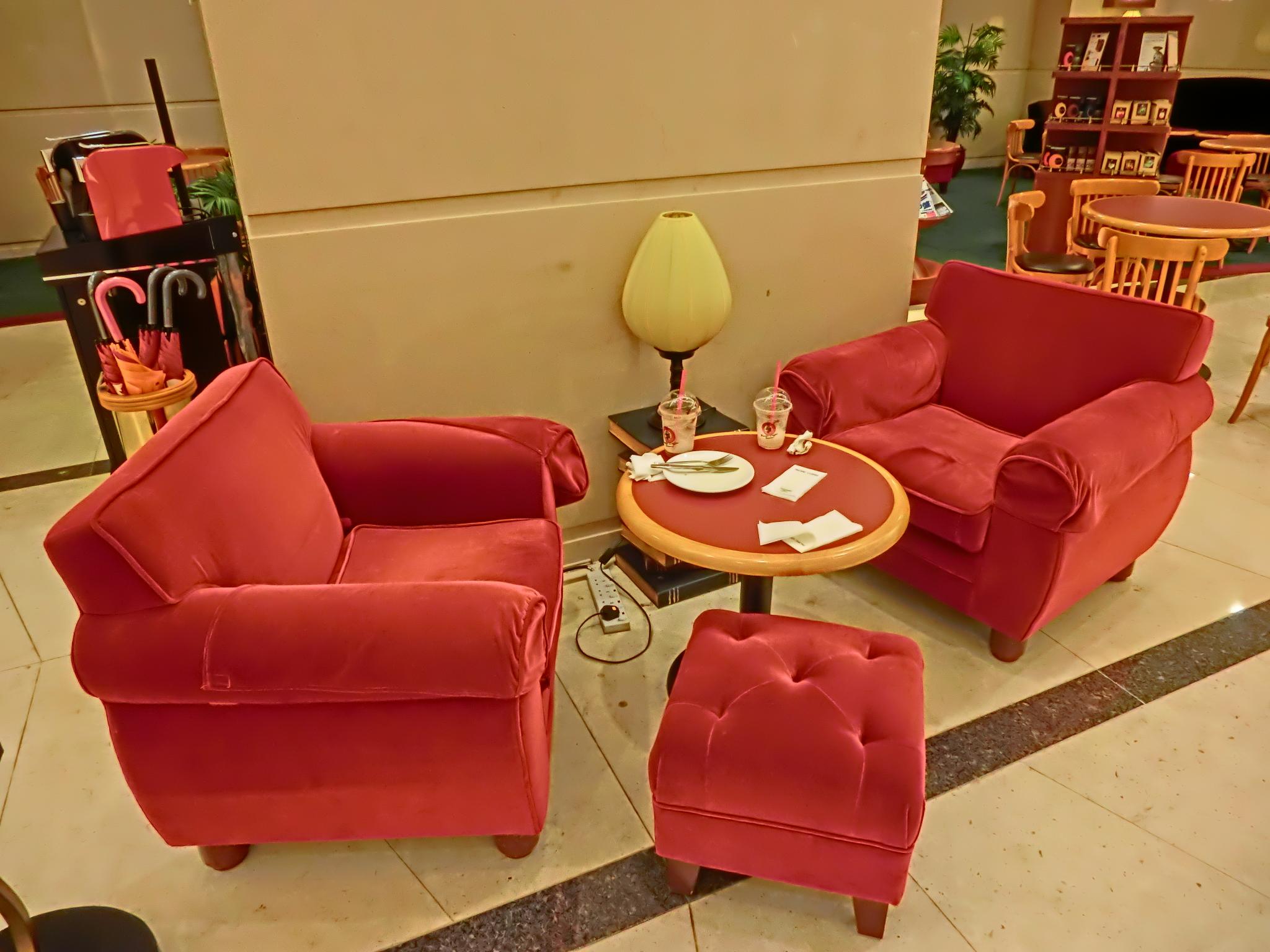 red sofa cafe baku low modular file hk 觀塘道 392 kwun tong road 創紀之城六期 millennium city 6