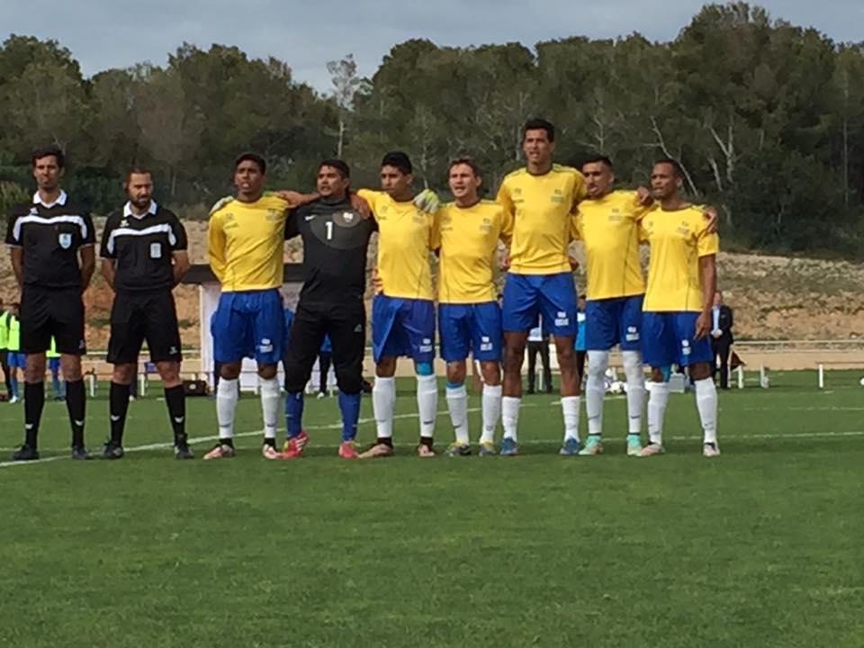 Brazil National Cerebral Palsy Football Team Wikipedia
