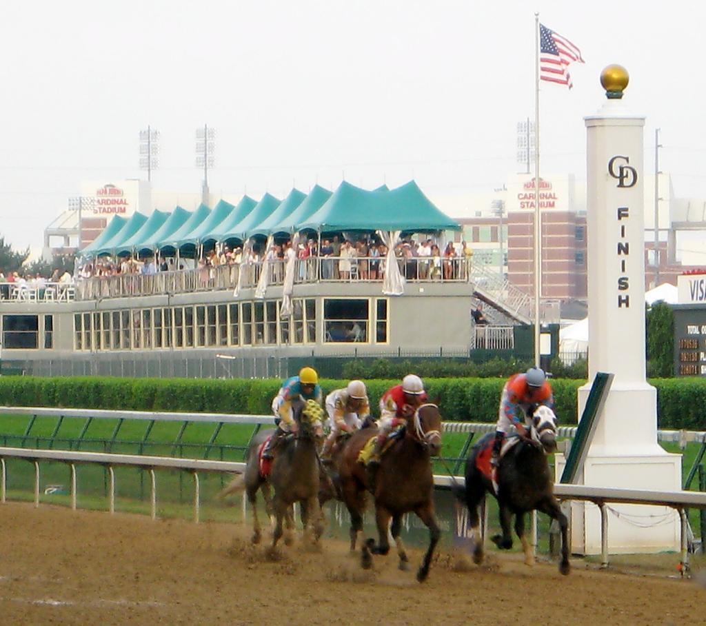 Louisville, Kentucky Derby