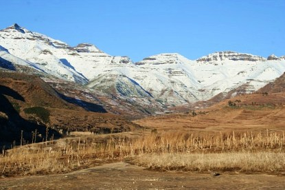 The Drakensberg World Heritage Site