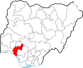 Ondo State Nigeria