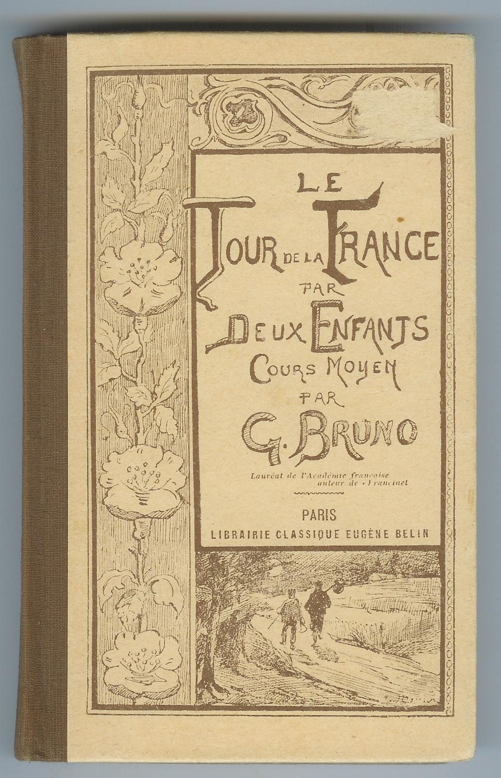 Le Tour De France Par Deux Enfants : france, enfants, File:Tour, France, Enfants.jpg, Wikimedia, Commons