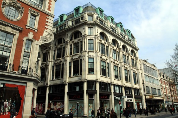 File Building Oxford Street In City Of Westminster London Spring 2013 11