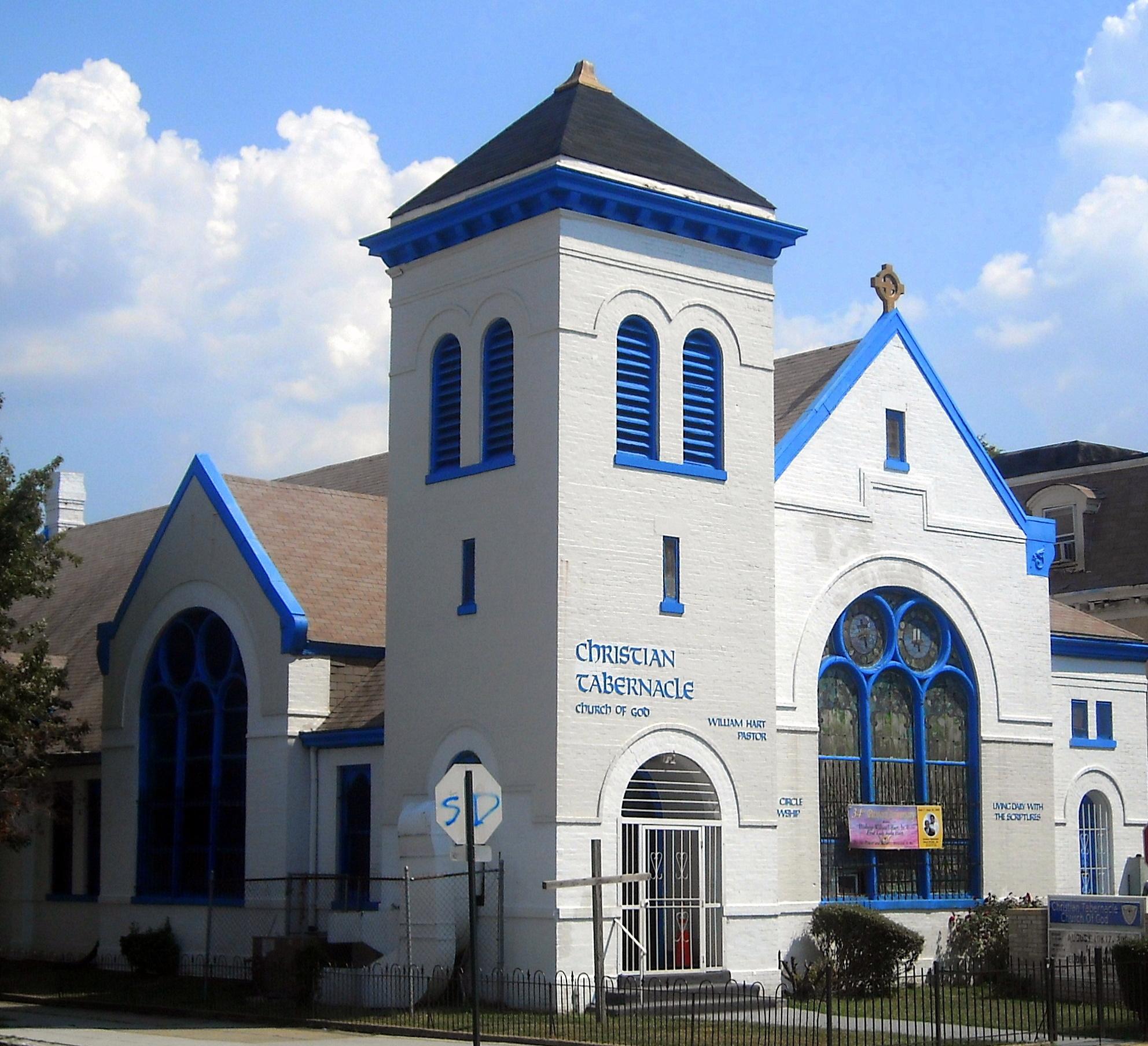 File Christian Tabernacle Church Of God Inc