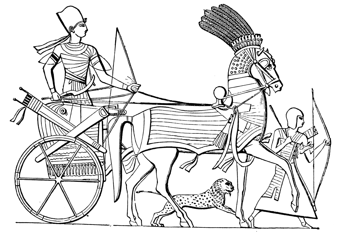 File Egyptian Chariot