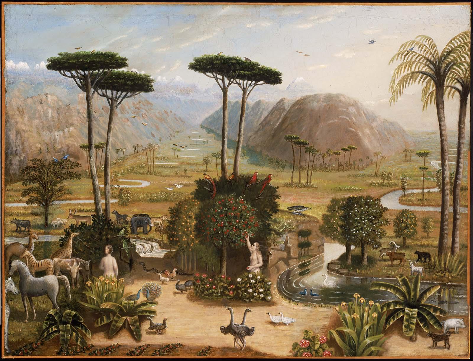 Where Is The Garden Of Eden