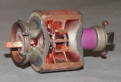 cavity magnetron wikipedia