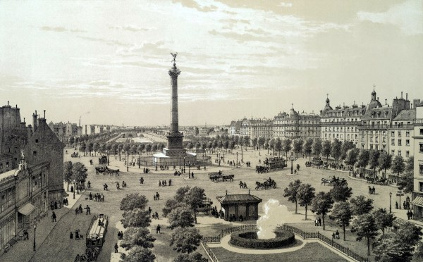 File Place De La Bastille - Wikimedia Commons