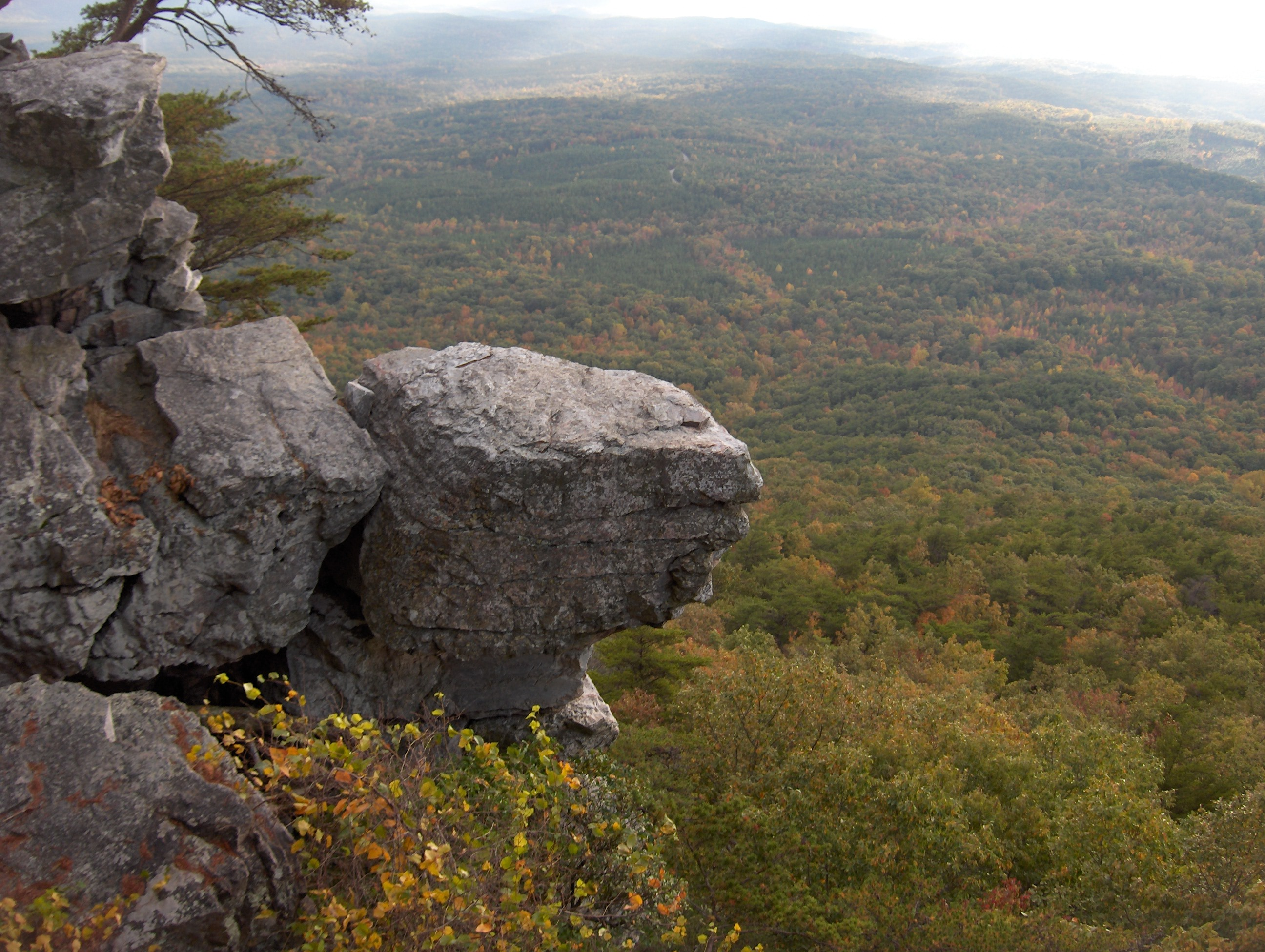 Filepulpit Rock In The Falljpg  Wikimedia Commons