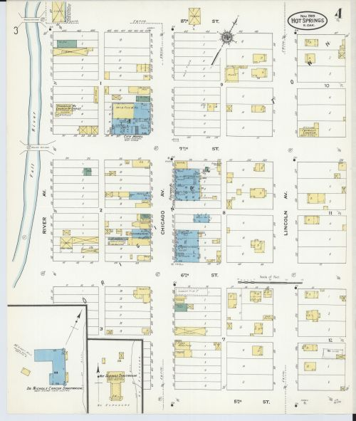 small resolution of file sanborn fire insurance map from hot springs fall river county south dakota