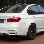 File 2017 Bmw M3 F80 Sedan 2018 08 31 02 Jpg Wikimedia Commons