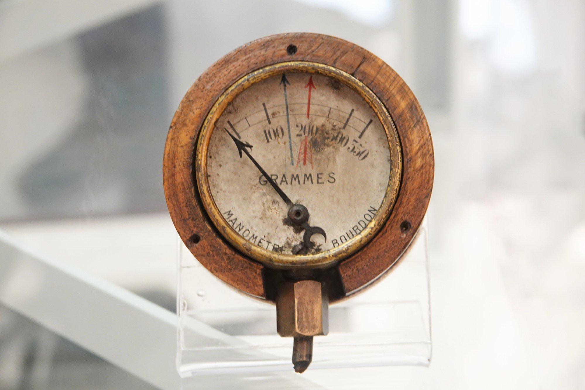 hight resolution of ga gauge diagram